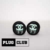 NEW Chanel Dripping Fake Plugs by Plug-Club