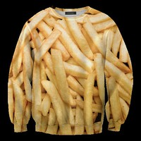 Mr. GUGU &amp; Miss GO :: OUTERWEAR :: Fries Sweater