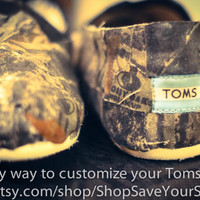 Mossy Oak Camo Toms