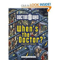 Doctor Who: When's the Doctor?: Amazon.co.uk: Jorge Santillan: Books
