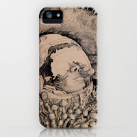 connect iPhone Case by Jake Reedy | Society6