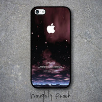 iPhone 5 Case -  Purple Sky