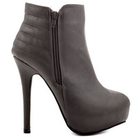 JustFab - Kym - Grey