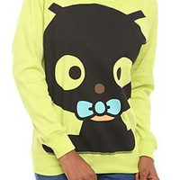 Chococat Reversible Pullover Raglan Top - 141492