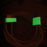 iPhone Charger (Glow n the dark)