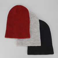 Analog Beanie - Set of 3