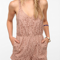 Cooperative Lace Romper