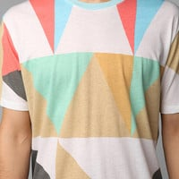 Loyal Army Pastel Colorblock Tee