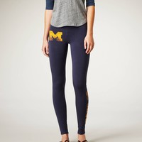 Michigan Vintage Legging | American Eagle Outfitters