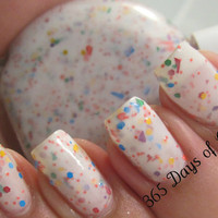 My Little Cuppycake Full by 365 days of color polishes