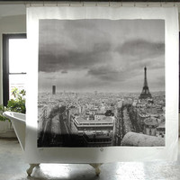 Izola: Izola Paris Shower Curtain, at 52% off!