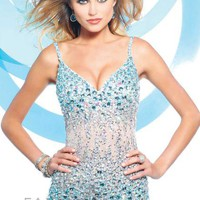 Faviana S7153 at Prom Dress Shop