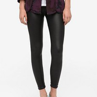 BDG Cuffed Faux Leather Legging