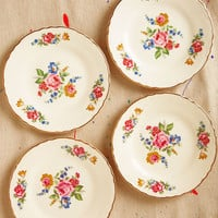 Vintage Slice of Life-like Plate Set | Mod Retro Vintage Vintage Clothes | ModCloth.com