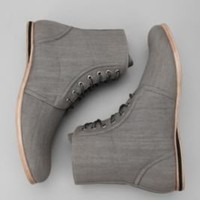 Oliver Clark Canvas Boot