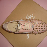 Christian Louboutin Rollerboy Spikes 2011 $279,distinguished shoes brand on-line shop, such as christianlouboutin,Alexander McQueen,louboutins.