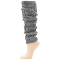 Womens - Minicci - Women&#x27;s (1 pk) Cable Knit Leg Warmers - Payless Shoes