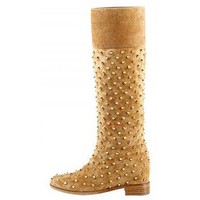 Spiked Boot Christian Louboutin  $274,distinguished shoes brand on-line shop, such as louboutins,christianlouboutineu,uschristianlouboutin.