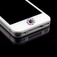 Home Button Sticker For Apple iPhone 3G/3GS/4G/4S/iPad 1/iPad 2/iPod Touch