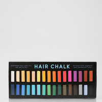 UO Hair Chalk Rainbow Set