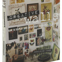 Creative Walls | Mod Retro Vintage Books | ModCloth.com