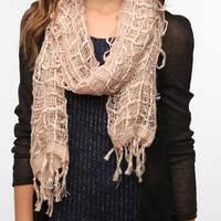 Staring At Stars Open Weave Scarf