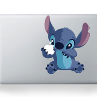 Stitch---decals mac sticker mac macbook decal mac decal vinyl macbook vinyl mac decal stickers macbook mac skins mac decal mac sticker