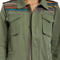 Native Utility Jacket $58