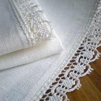 Luxury Towels For  Special Occasions by linenlife on Etsy
