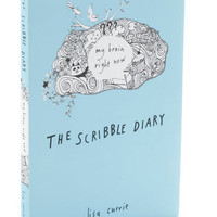 The Scribble Diary | Mod Retro Vintage Books | ModCloth.com