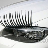 Car Eyelashes - Unique Gadgets