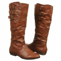 Women&#x27;s Madden Girl  Earnie Cognac FamousFootwear.com