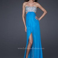 La Femme 16291 at Prom Dress Shop