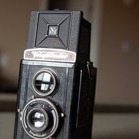 Voigtlnder Brillant V6 Camera c 1937 by BoldSparrowVintage