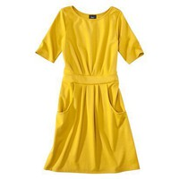 Target:Mossimo?- Women&#x27;s Elbow Sleeve Ponte Dress...