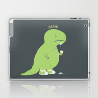 Darn! Laptop & iPad Skin by pigboom el crapo | Society6