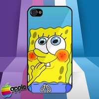 SpongeBob Squarepants Smile iPhone 4 or iPhone 4S Case