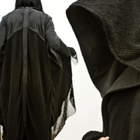 Obvious Winner - So Easy To See The Awesomeness - ow - Hunt Frodo Down in This Badass LOTR Inspired Wraith Hoodie Cloak