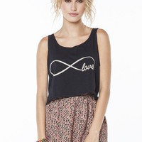 Mirella Infinity Love Tank