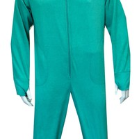 WebUndies.com Phineas And Ferb Perry The Platypus Footie Pajamas with Hood