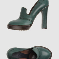 MARNI Women - Footwear - Moccasins with heel MARNI on YOOX United States