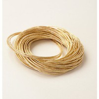 Intertwined Bangle Set - New Arrivals | Sugar and Sequins