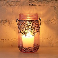Free People Mason Jar Lanterns