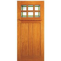 AC-703-A | Arts &amp; Crafts Doors | Entry Doors