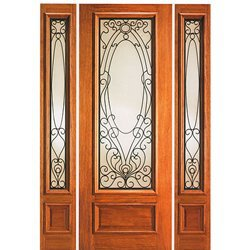 IR-735 | IR Iron/Insulated | Entry Doors