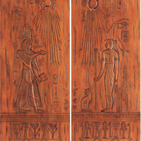 Model 34 - Nile (Left) | International Collection | Entry Door