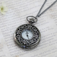 take your time watch necklace - $12.99 : ShopRuche.com, Vintage Inspired Clothing, Affordable Clothes, Eco friendly Fashion