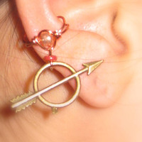 Ear Cuff - Arrow