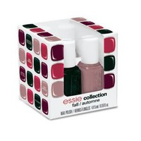 Amazon.com: Essie 4 Piece Cube Fall Collection 2012 Color Cosmetics - Multi: Health & Personal Care