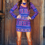 EVERLY: Kaleidoscope Of Love Dress | Hope's